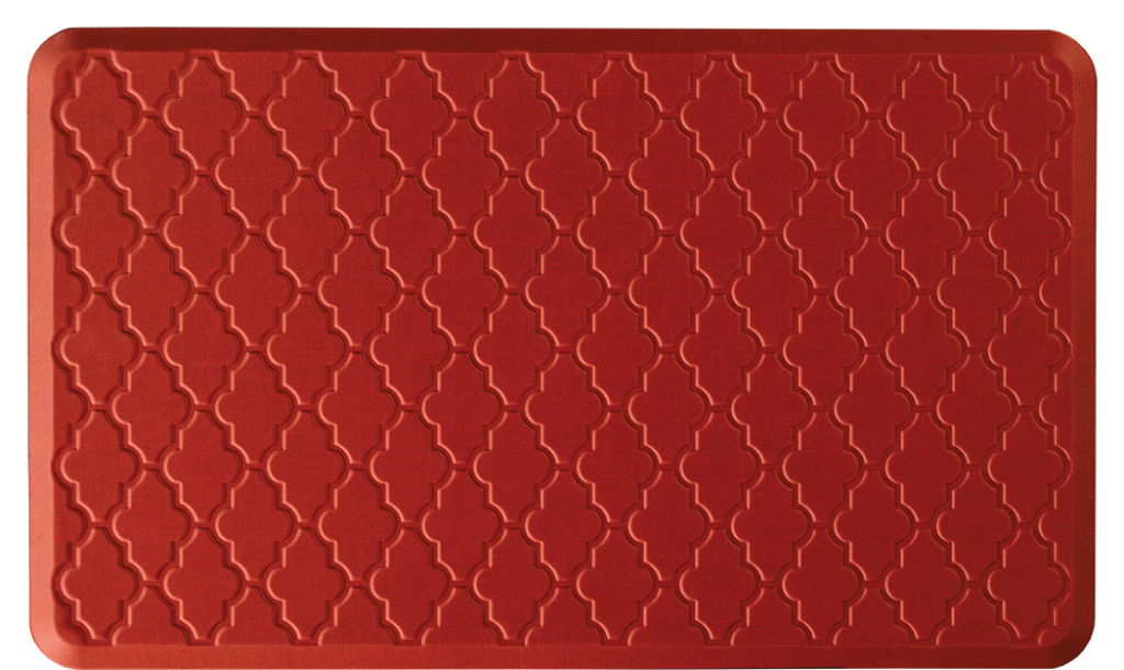 Red Trellis - Item# A10109