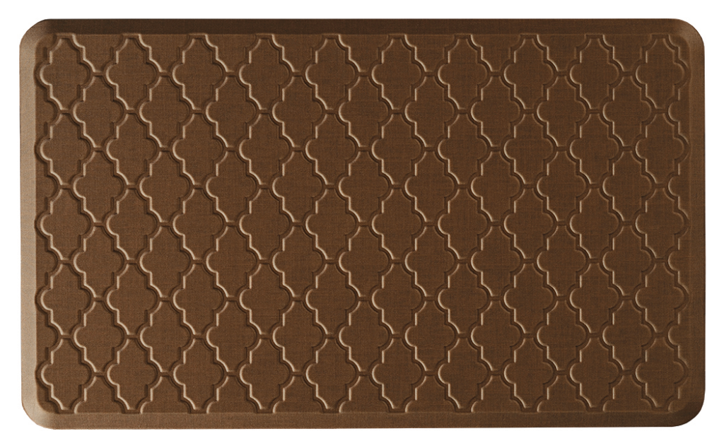 Brown Trellis - Item# A10113