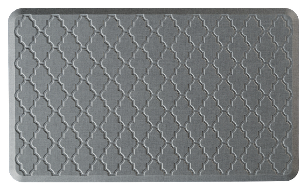 Gray Trellis - Item# A10121